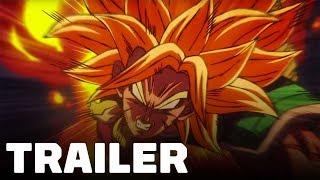 Dragon Ball Super: Broly Trailer #4 (English Dub)