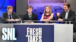 Fresh Takes - SNL