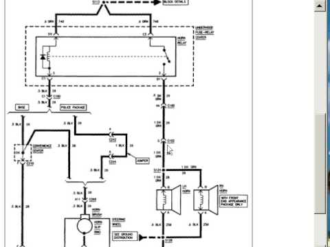 Emc Golf Cart Wiring Diagram Wiring Diagram How To Video Youtube
