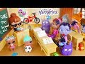 LOL Surprise Dolls Lil Sisters Guessing Game at Toy School