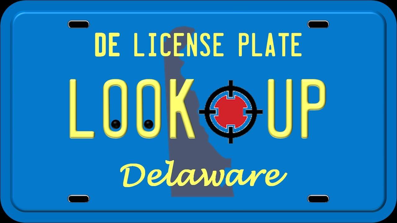 Free Dmv License Plate Lookup