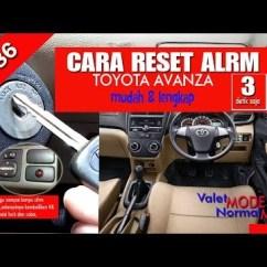 Cara Setting Alarm Grand New Avanza Toyota Yaris Trd Sportivo Silent All Videomoviles Com Reset Dengan Mudah