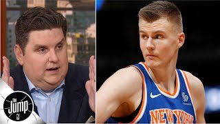 Knicks are getting closer to signing a top-tier free agent in 2019 - Brian Windhorst   The Jump