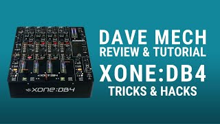 A&H Xone DB4: Secret Tricks & Hacks