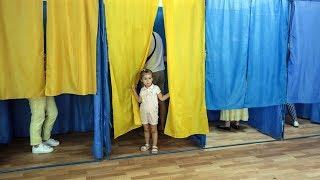 Выборы в Украине. Первые итоги | ПРЯМОЙ ЭФИР