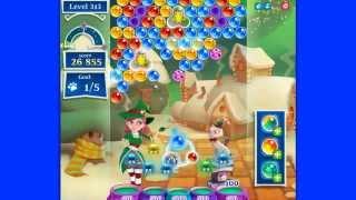Bubble Witch 2 Saga level 313