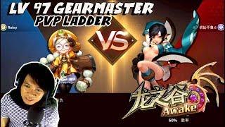 Dragon Nest Awake (Mobile) - Lv 97 GearMaster PvP LADDER