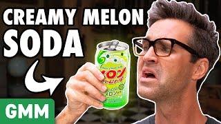 International Soda Taste Test