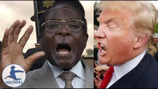 Former African President Warns Africans About Donald Trump