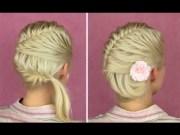 french fishtail braid tutorial