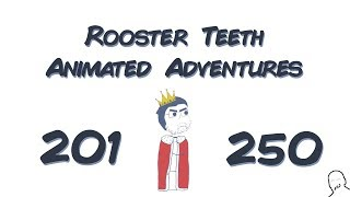 RTAA in 4K!   201-250   [Compilation]