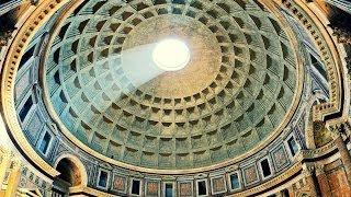 ИТАЛИЯ: Пантеон в Риме - на Пьяцца Ротонда в Вечном Городе... Panteon in ROME ITALY