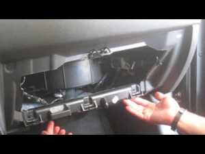 How To Replace AC Blower Motor on '09, '10, '11, '12, '13 Dodge Challenger RT  YouTube