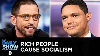 Who's Responsible for the Rise of Socialism in America?   The Daily Show