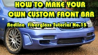 Download How to Make your own Custom Aggressive Front Splitter (FRS