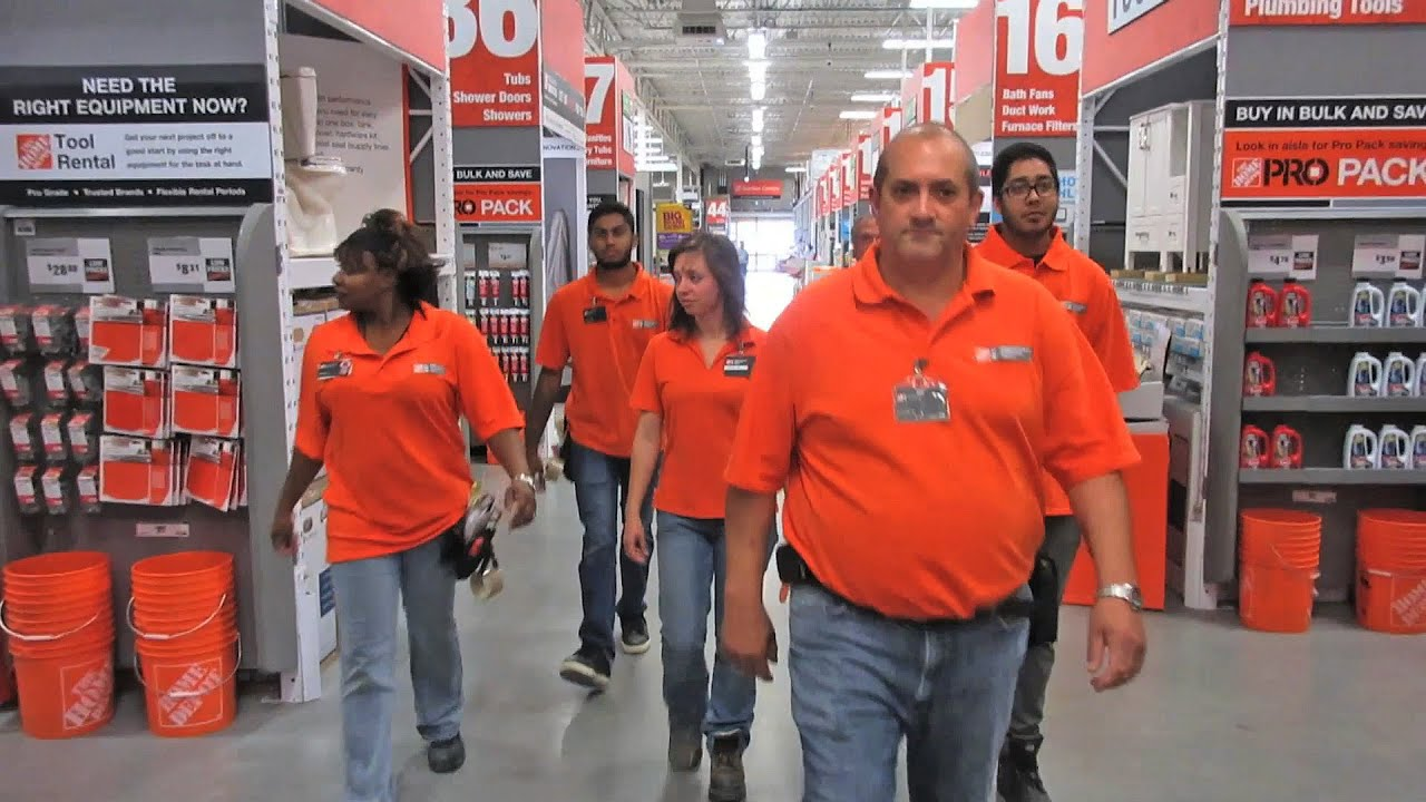 Home Depot Apply