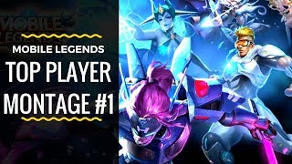I Miss The Old Map [Top Player Montage #1] | Mobile Legends Top Player Highlight
