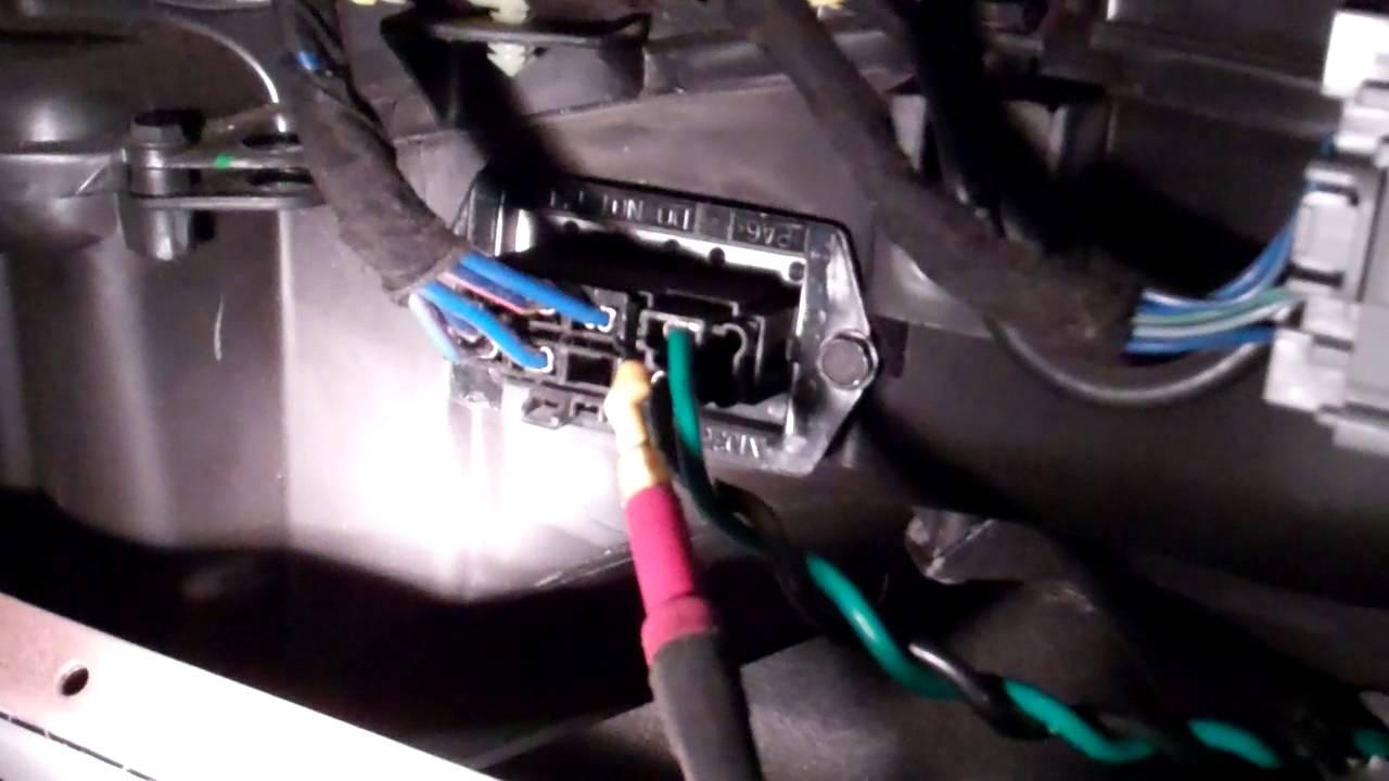 2006 Chevrolet Silverado 1500 Fuse Pannel Diagram Inoperative Blower Motor 2005 Dodge Caravan Part 1 Youtube