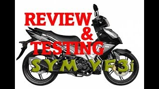 🎦Review & Testing Motor SYM VF3i 185cc Free Download Video MP4 3GP
