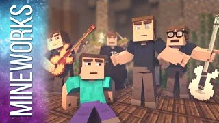 ♫ ″Mining Ores″ - The Minecraft Song Parody of OneRepublic's Counting Stars (Music )