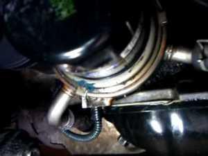 Maxima Oil Cooler Leak  YouTube