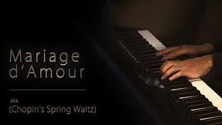 Mariage d'Amour - Paul de Senneville    Jacob's Piano