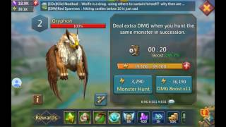 Lords Mobile! Monster Hunting 101 Tips and Tricks