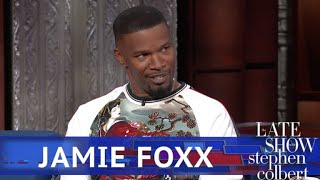 Jamie Foxx's Daughter Corinne Says He Is 'A Lot'