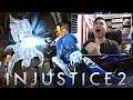 Injustice 2 - Sub-Zero Reveal Trailer! [REACTION]