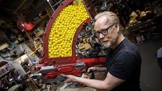 Adam Savage's One Day Builds: 1000 Shot NERF Blaster!