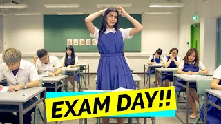 Watch 13 Types of Students on Exam Day Video