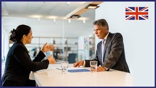 Business English conversation   Sales meeting