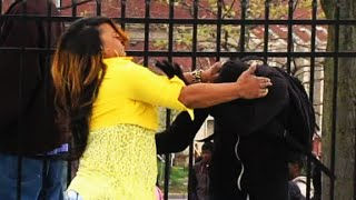 Baltimore 'mother-of-the-year' goes viral after...