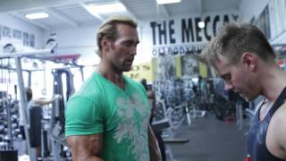 MIKE O'HEARN - Nice body but what can you do with it - part 8 - Power Lifting