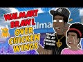 Women at Walmart Fight over Chicken Wings (unbelievable)