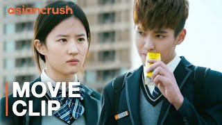 The hottest guy in school wants to be my math tutor | 'So Young 2: Never Gone' w/ Kris Wu, Liu Yifei