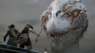 Five Minutes of God of War 4 Gameplay - Official God of War Trailer From E3 2017