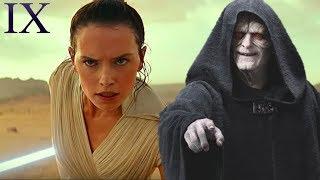 Star Wars IX: THE RISE OF SKYWALKER - PALPATINE RETURN BREAKDOWN