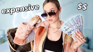 How to Look Expensive When You're BROKE AF!!