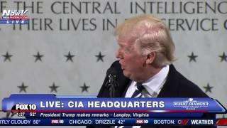 Download FULL SPEECH: Donald Trump CIA Headquarters Statement Video