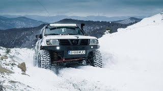 Off Road & Camping - iarna pe munte   STACS EXTRA