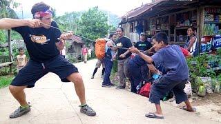 Filipino Kids Game, Luthang