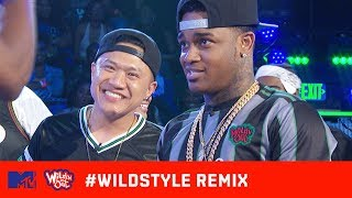 Timothy DeLaghetto & Conceited Get Lit Up By Hitman Holla & Jacob 🔥   Wild 'N Out   #WildstyleREMIX