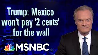 Lawrence: President Donald Trump's 'Big Lie' Collapsed Today | The Last Word | MSNBC