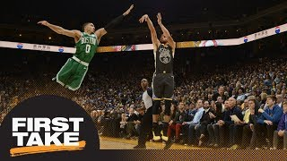 Stephen A. Smith on Steph Curry: He's the greatest shooter I've ever seen | First Take | ESPN