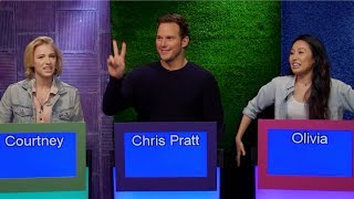 CHRIS PRATT is on our Game Show!