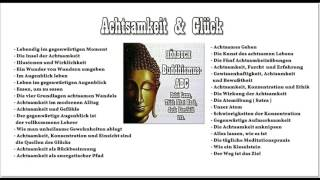 HÖRBUCH: Achtsamkeit & Glück ( Buddhismus-ABC )