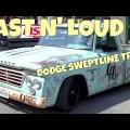 Fast n loud dodge sweptline truck gas monkey garage youtube