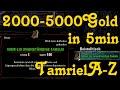 TESO 2k bis 5000 Gold in 5 Minuten [HD+][Deutsch][Xbox PS4 PC] ESO Guide