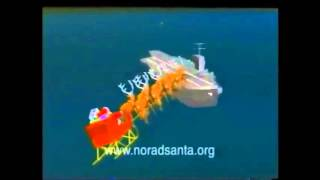 Norad Tracks Santa 1997-2001